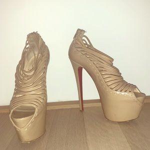 Louboutin Platform Heels (Retail: $1,450)